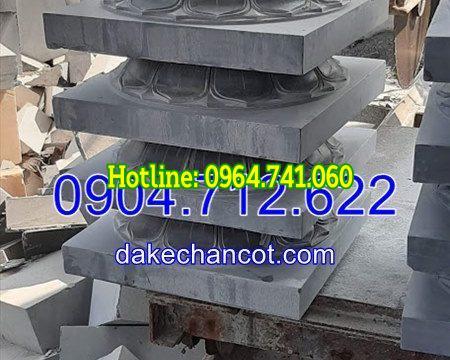 Mẫu đá tảng kê cột nhà tại nghệ an - Hà Tĩnh